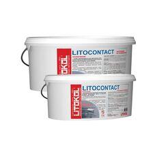кл  LITOCONTACT грунтовка адгезионная 5 кг