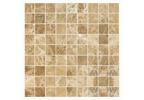 Каменная мозаика Emperador Light pol. 30x30x7