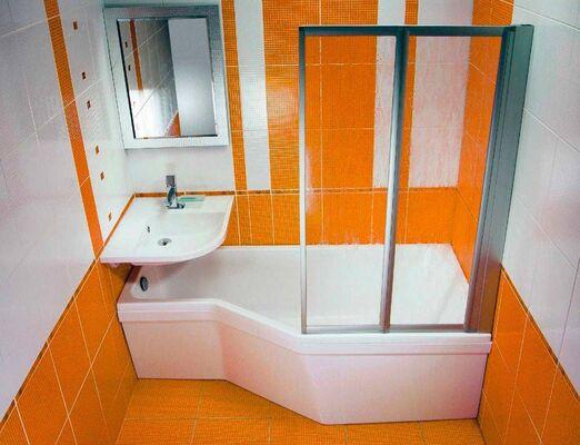 Чем можно отделать стены ванной?