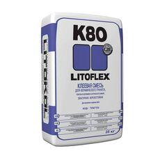 кл  LitoFlex K80  25 кг клей
