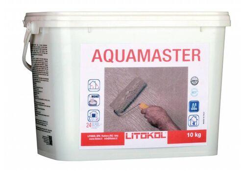 Гидроизол. мастика AQUAMASTER 10 кг