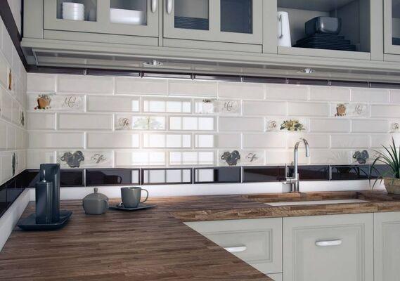 Кухонные фартук: варианты решений и традиционные материалы